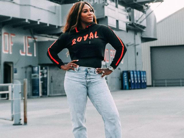 serena williams vegan clothing line
