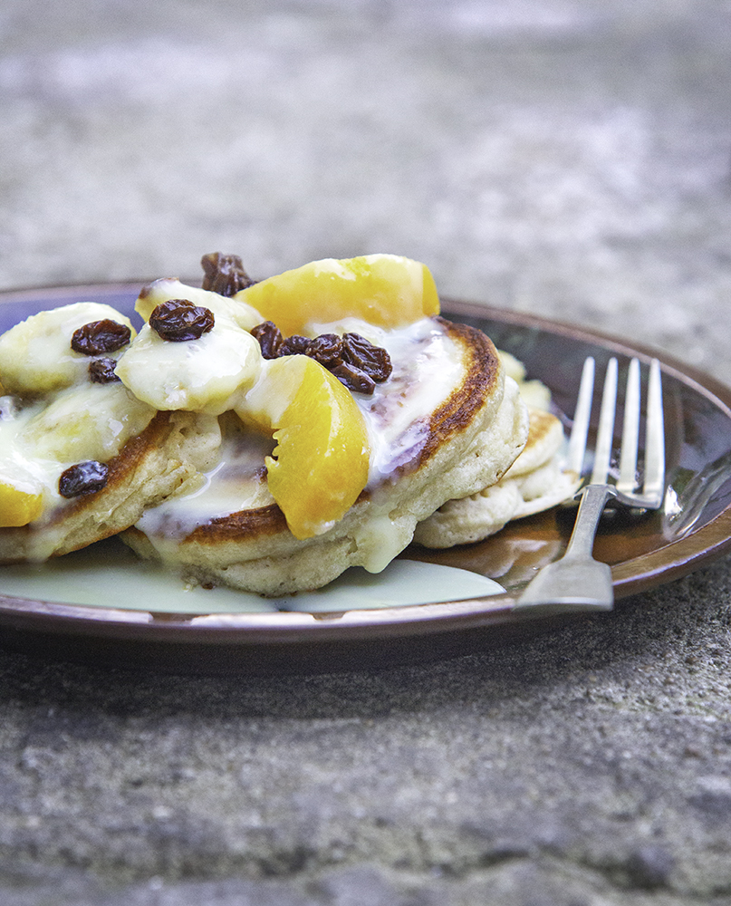 american style Vegan pancakes