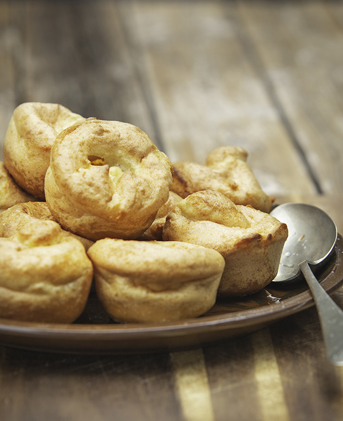 Light And Fluffy Vegan Yorkshire Puddings Vegan Food Living