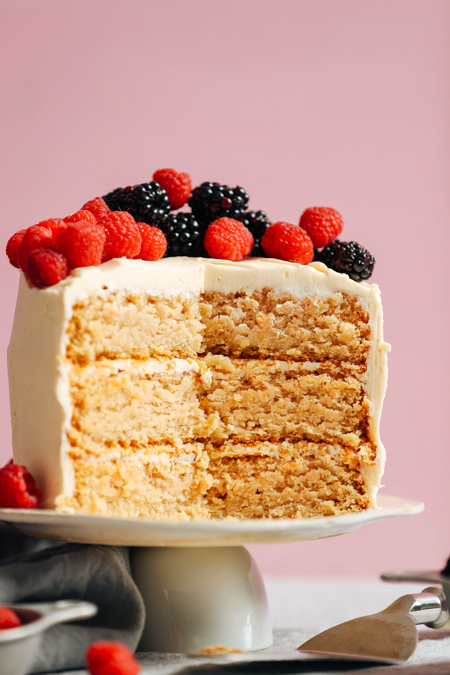 The ultimate vegan and gluten-free baking guide - featuring 34 ...