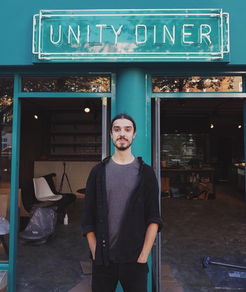 earthling ed unity diner