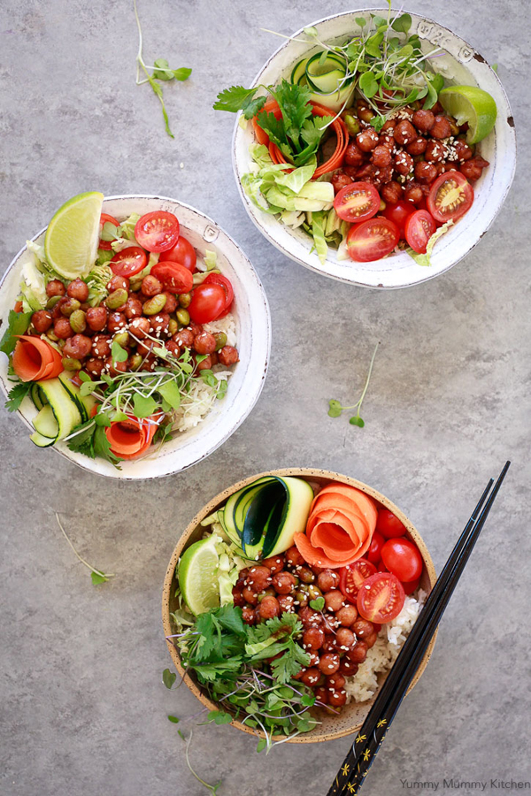 20 vibrant vegan Buddha bowls to brighten up your day