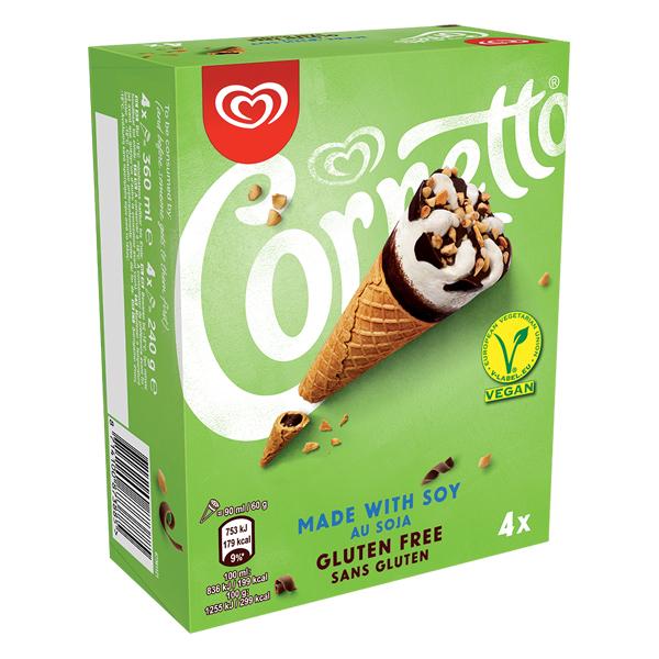 vegan cornetto ice cream
