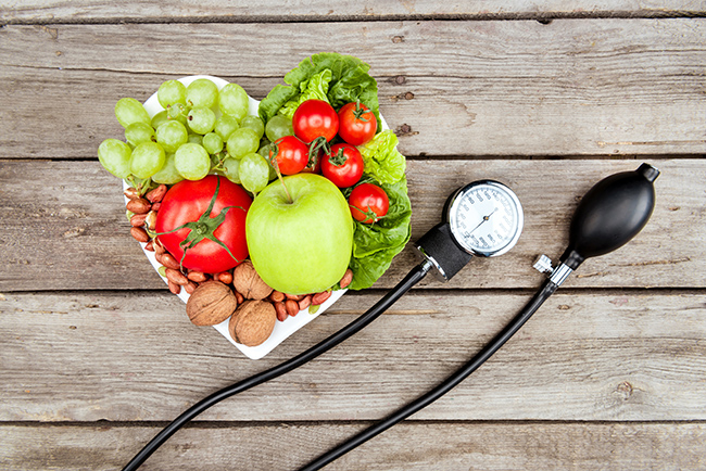 effect of vegan diet on blood pressure