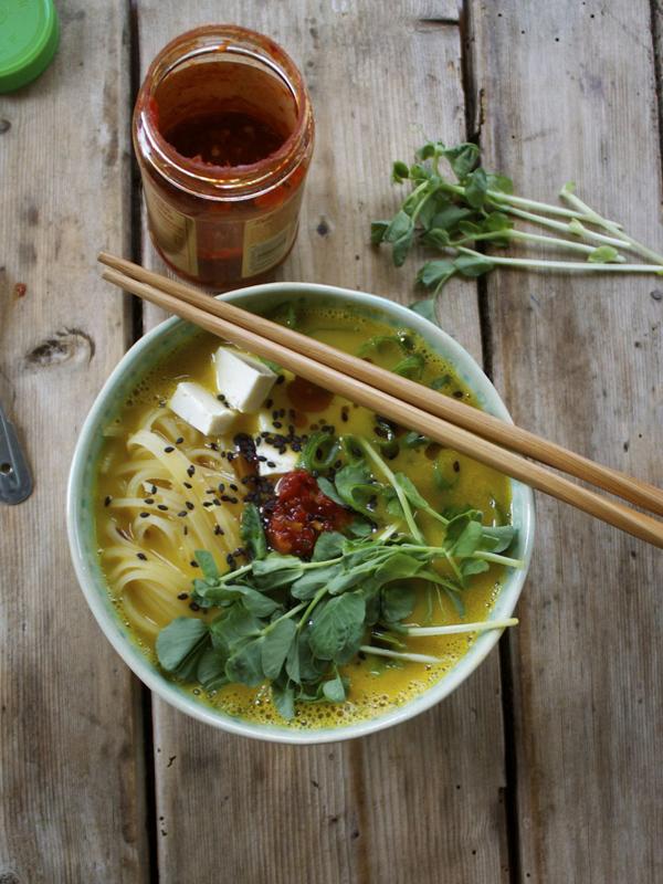 ramen bowl one-pot meal