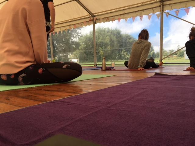 Sunshine Yoga Edinburgh Yoga Festival