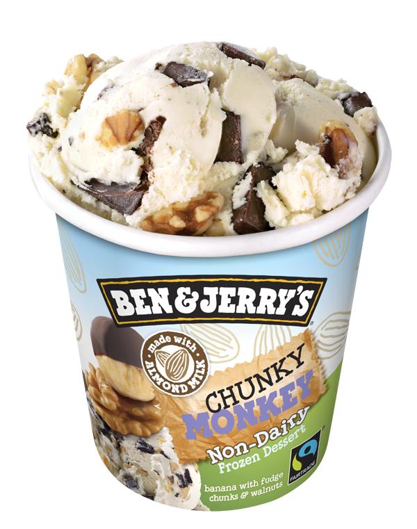 Chunky Monkey Ice Cream