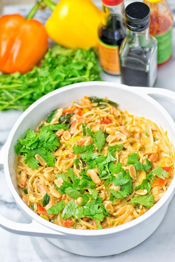 noodles one-pot meal