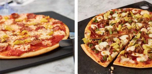 Pizza Express gluten-free pizza
