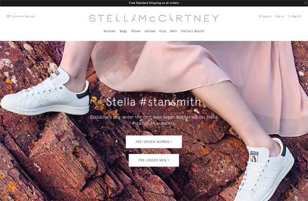 Stella McCartney fashion