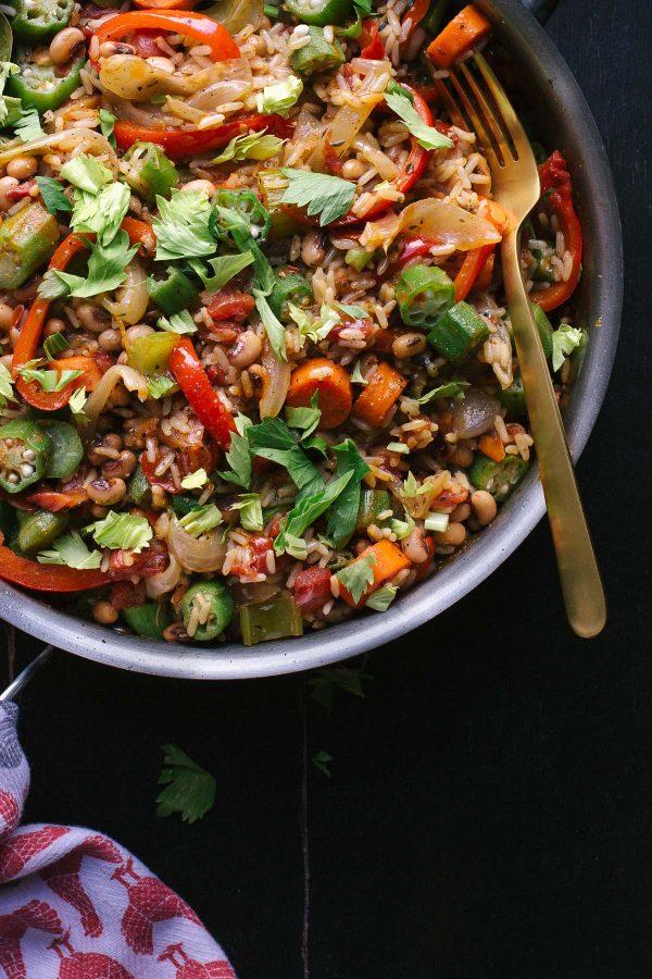 jambalaya one-pot meals