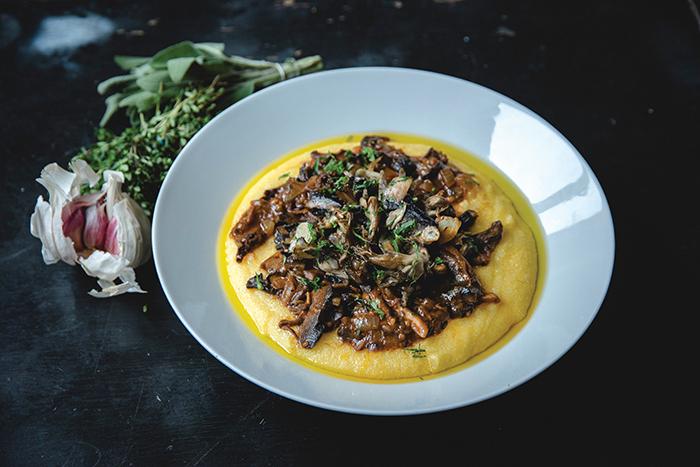 vegan mushroom ragout recipe