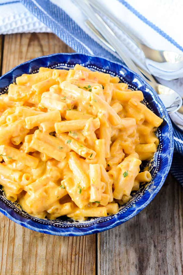 mac and cheese one-pot meal