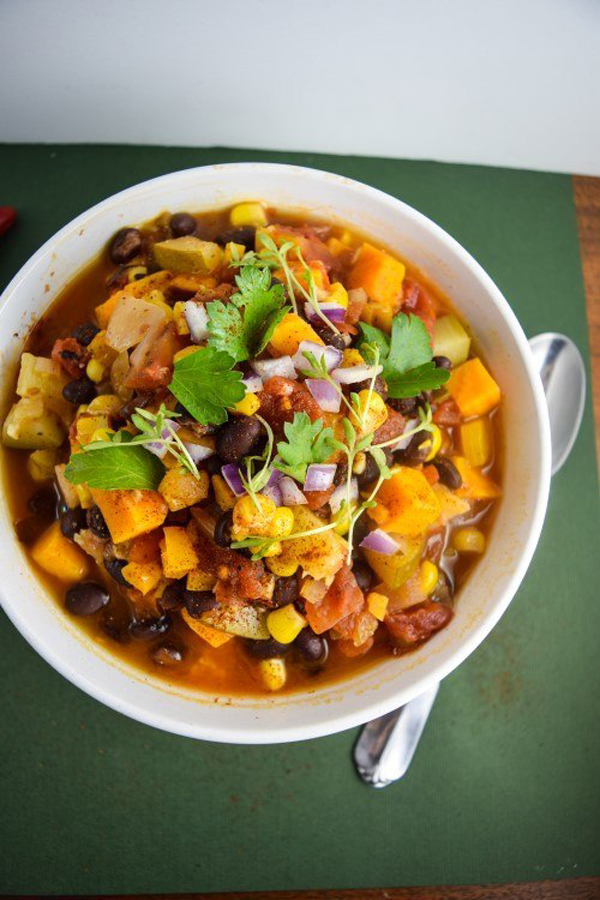 soup one-pot meal