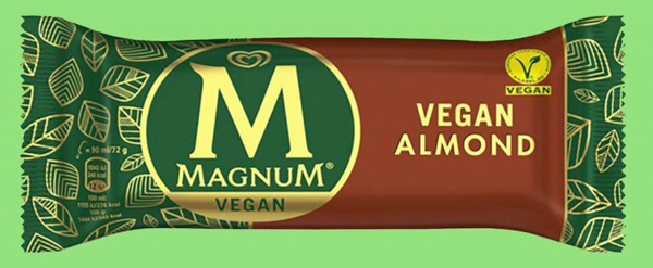 Magnum's vegan ice creams now available in the UK