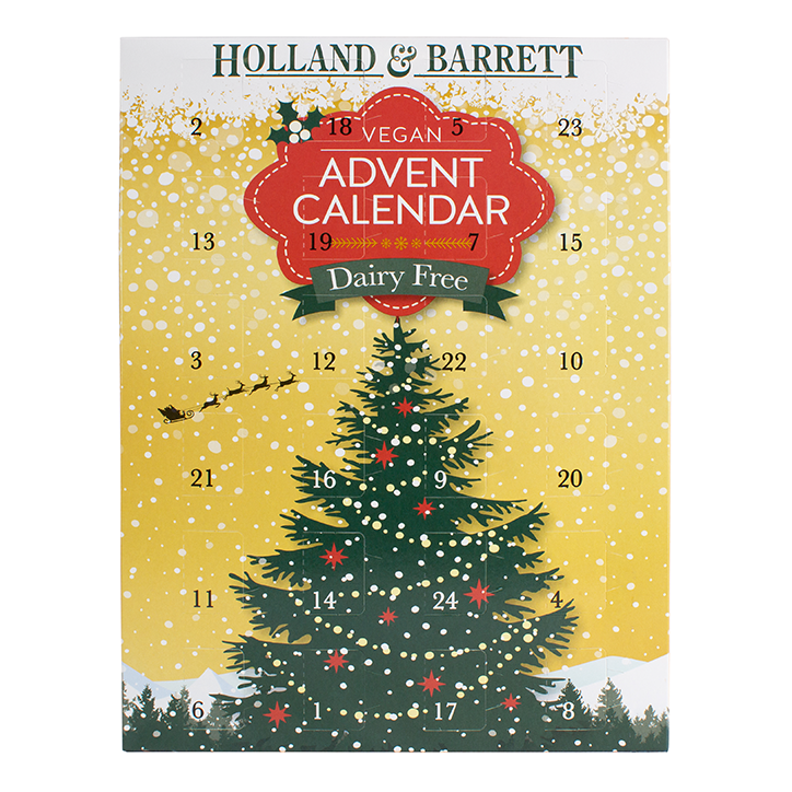 vegan advent calendars 2018