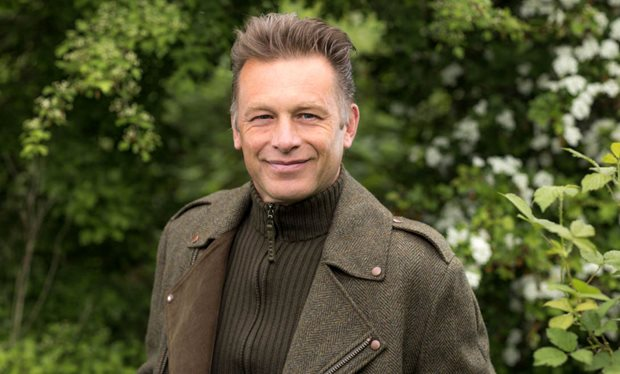chris packham goes vegan