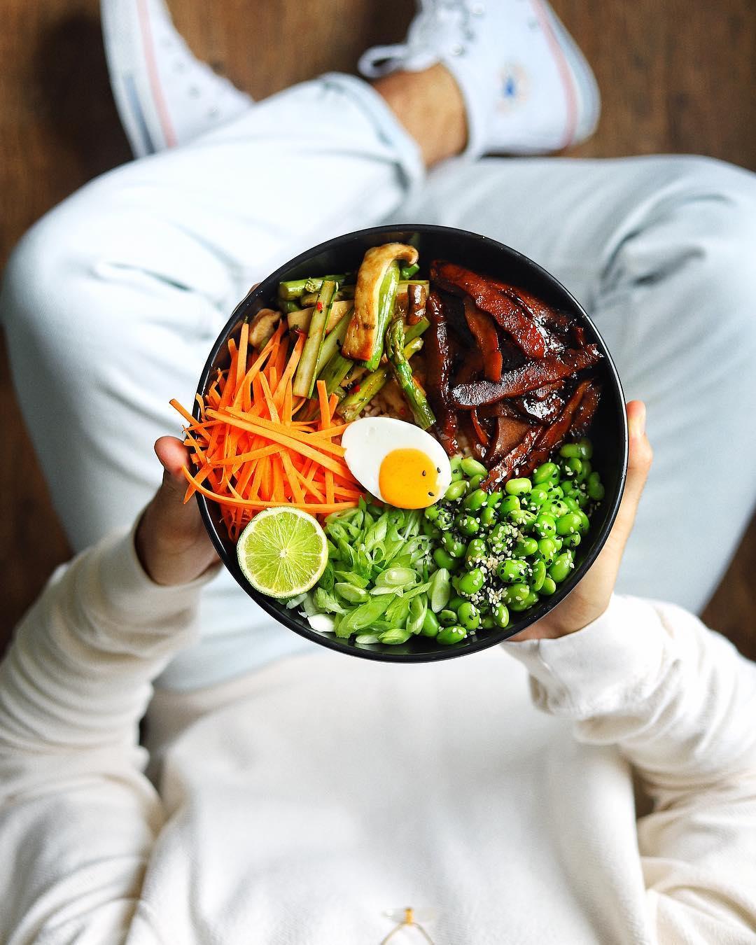 avant garde vegan wagamama