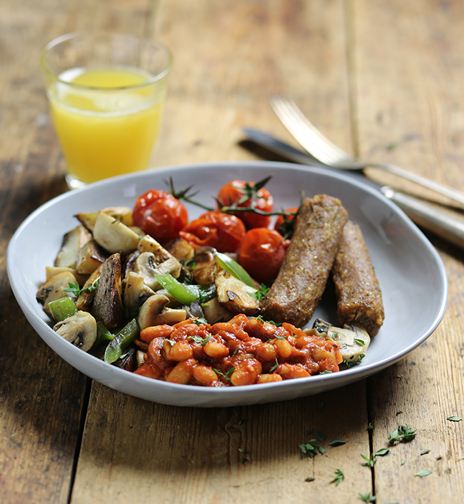 Vegan Fry Up Recipe