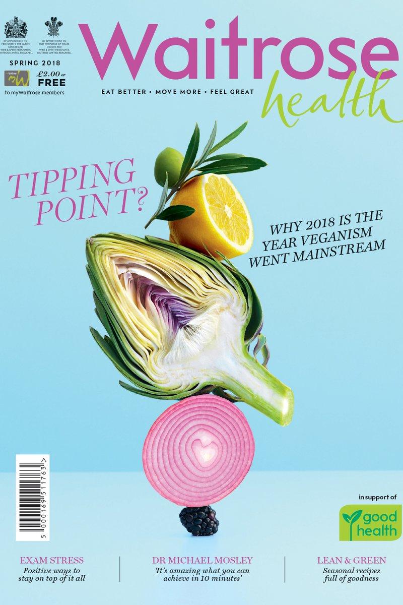 waitrose magazine editor killing vegans