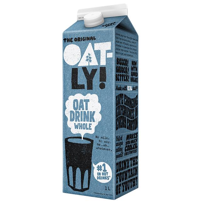 oatly whole oat drink