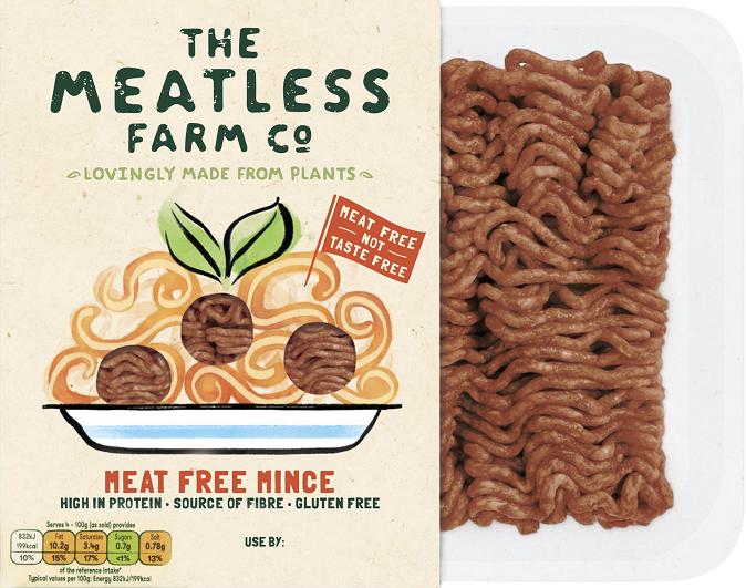 sainsbury's vegan meat brand