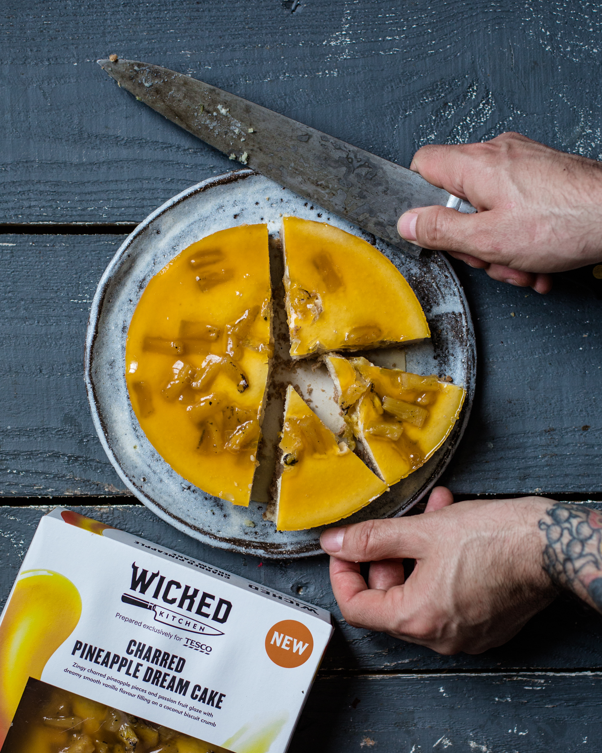 wicked kitchen launches new products