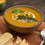 vegan Immune Boosting Soup recipe