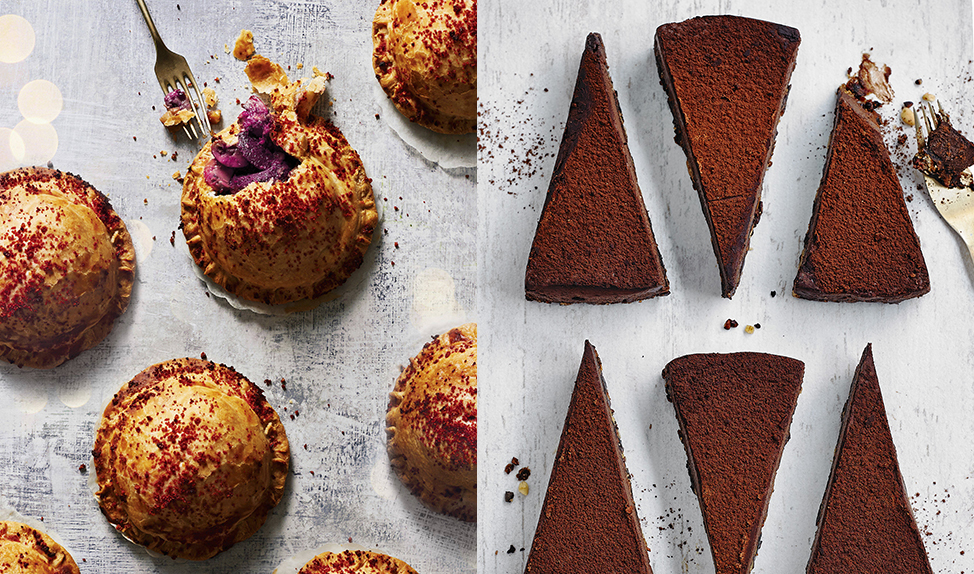 Waitrose Launches Vegan Christmas Range Featuring Canapés