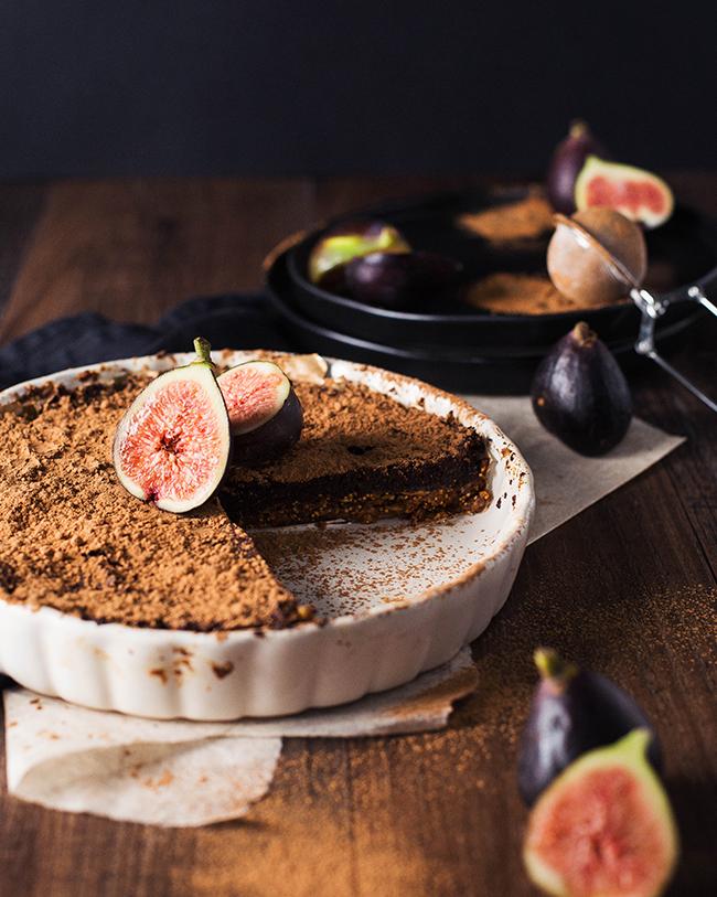 Vegan Carob Cake recipe
