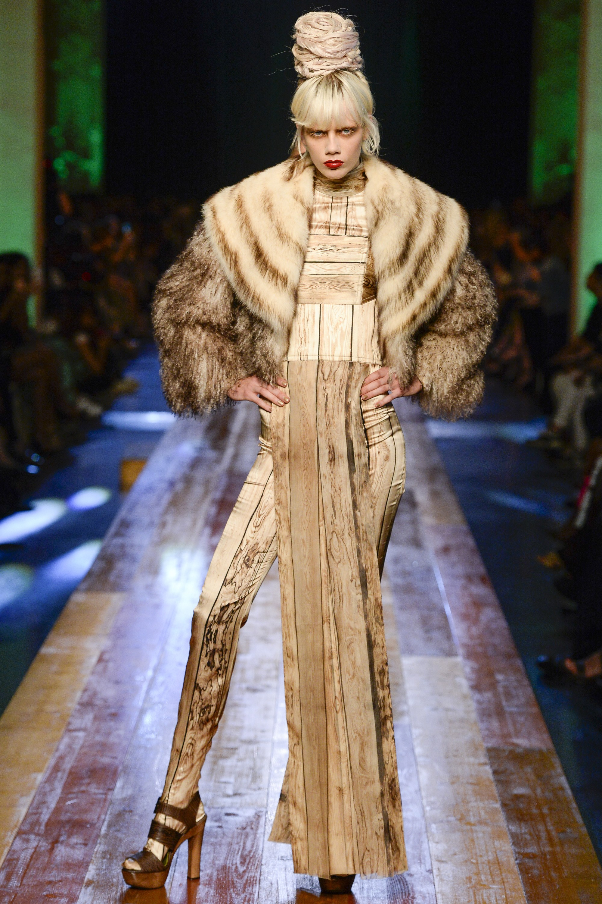 Jean Paul Gaultier bans fur