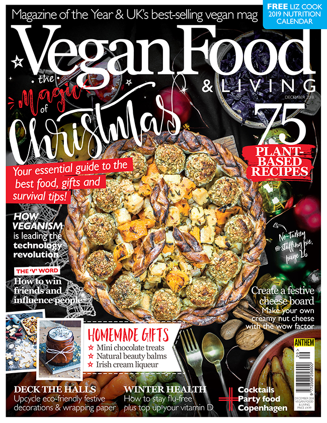 Vegan Food & Living December 2018