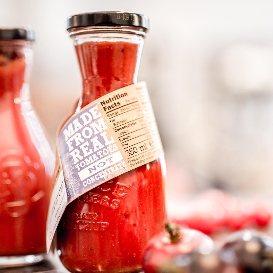 curtice brothers vegan ketchup
