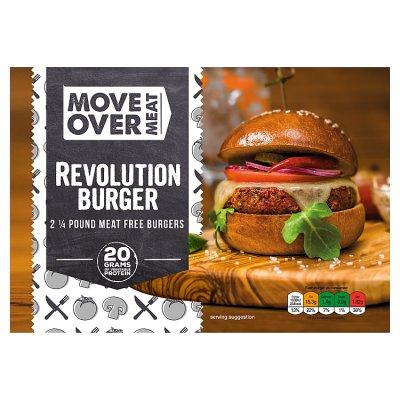 vegan burger waitrose