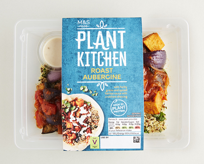 Marks Spencer Launches Vegan Range Filled With 60 Brand