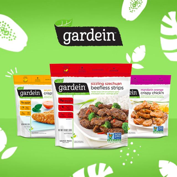 Popular Canadian Vegan Brand Gardein Is Coming To The Uk