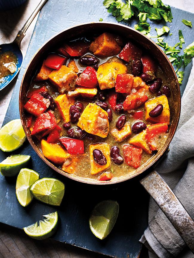 vegan jerk curry recipe