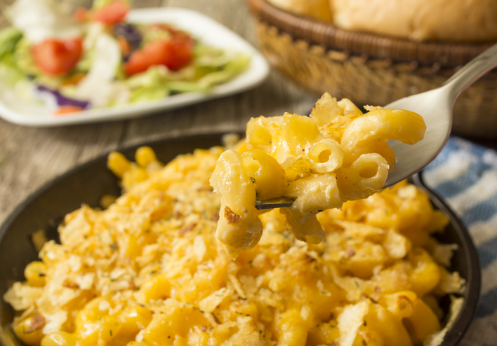 starbucks vegan mac and cheese