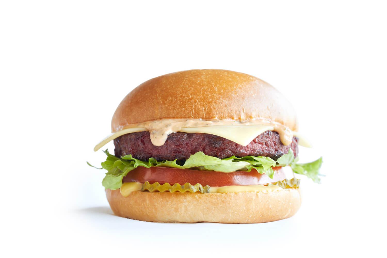 leon vegan burger