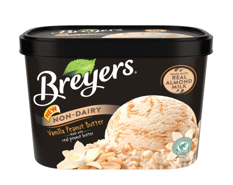 breyers vegan ice-cream uk