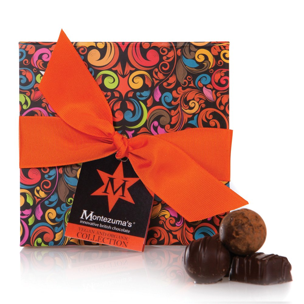 vegan valentines chocolates