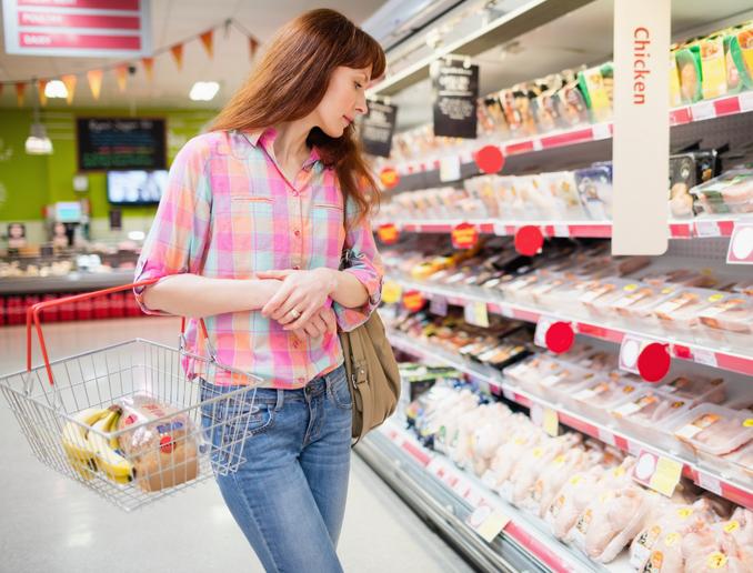 sainsburys vegan meat aisle