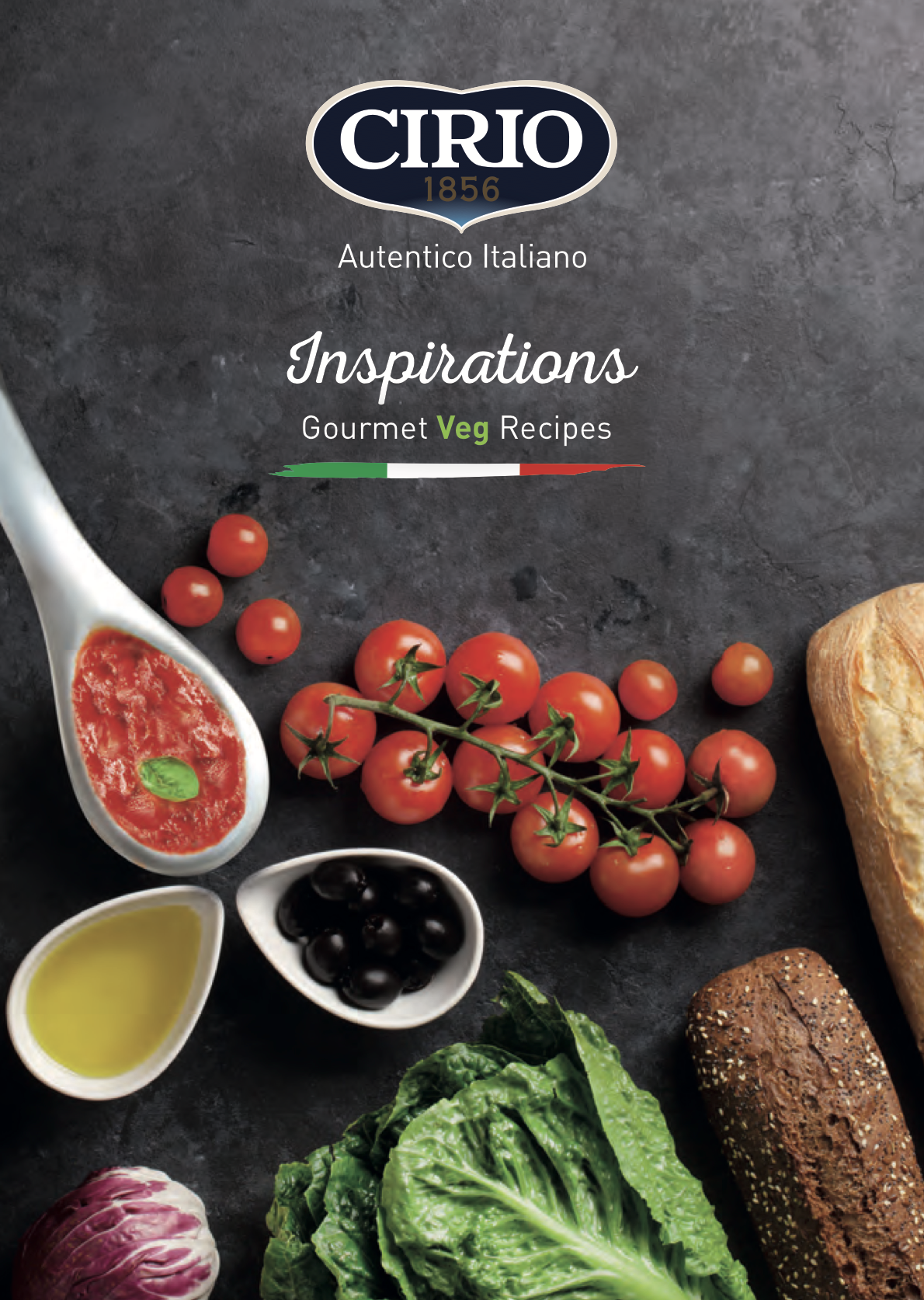 Cirio recipe booklet