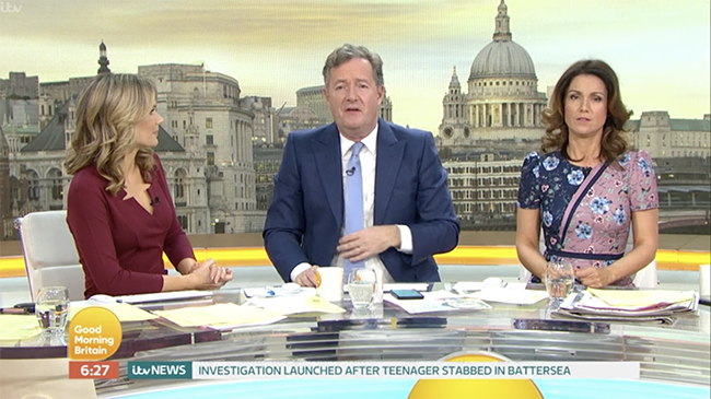piers morgan to donate $1million for vegans to shut up