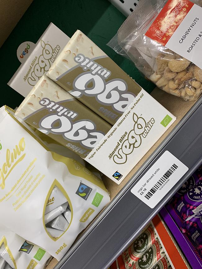vegan grocery store warrington