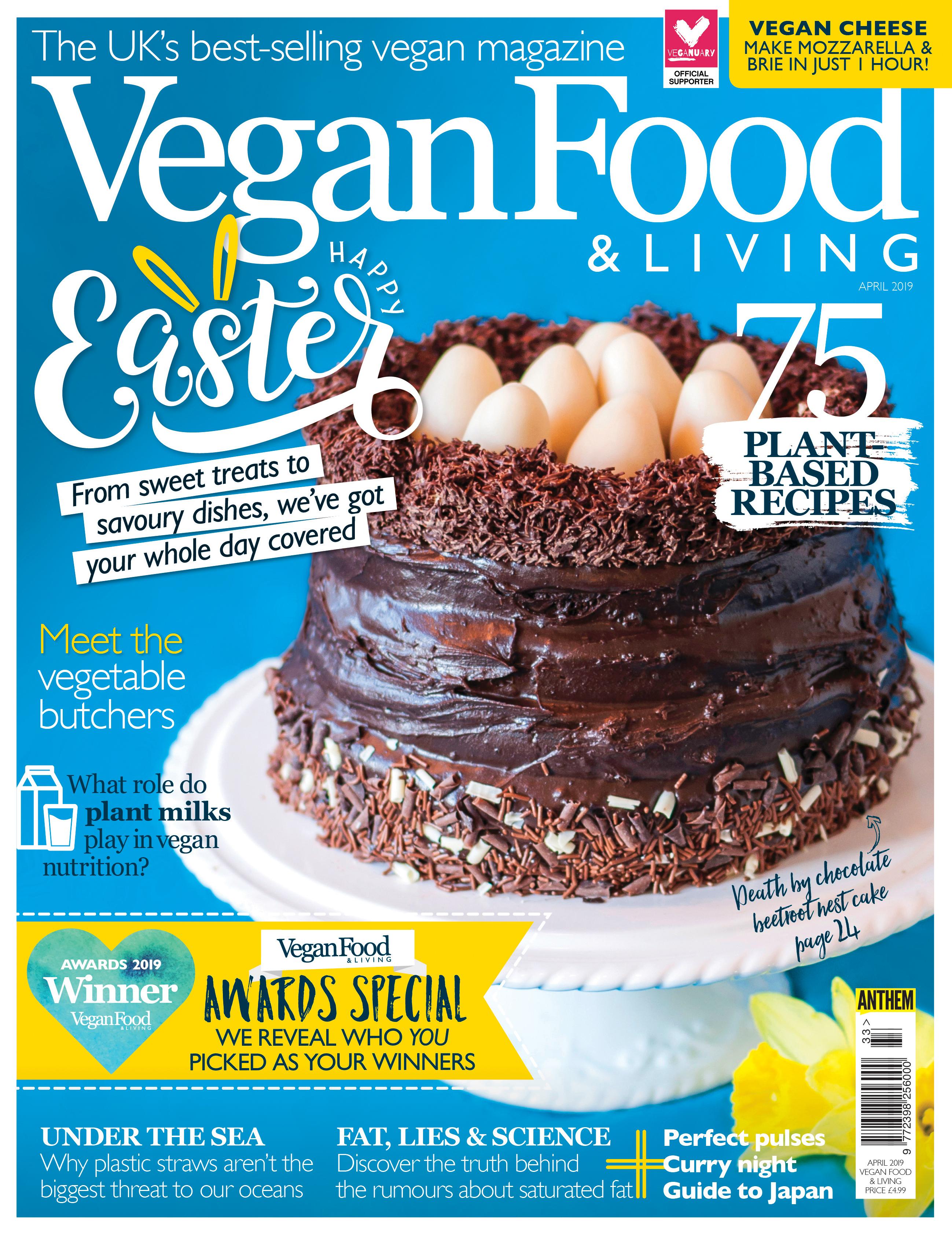 Vegan Food & Living April 2019