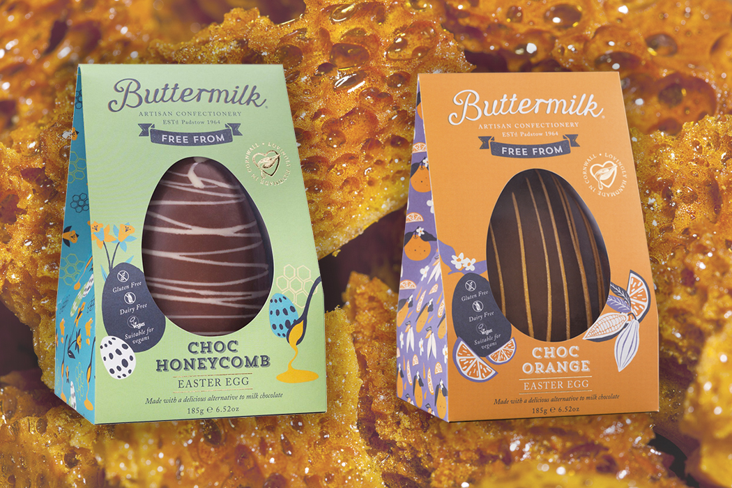 Sainsbury's is selling vegan milk chocolate orange and honeycomb-filled Easter eggs