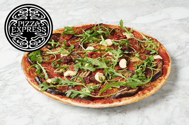 Pizza Express Has Added New Vegan Pizza And Starter To Menu