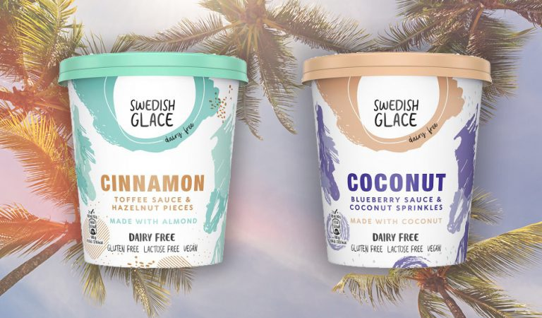 Swedish Glace releases two delicious new vegan ice-creams flavours