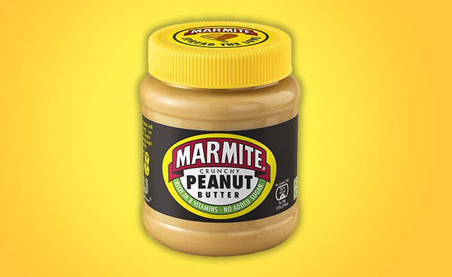 Love it or hate it? Marmite peanut butter is launching in the UK